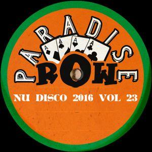 NU DISCO 2016 VOL 22 - to the disco