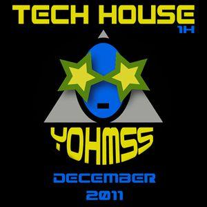 TECH-HOUSE MIX December 2011