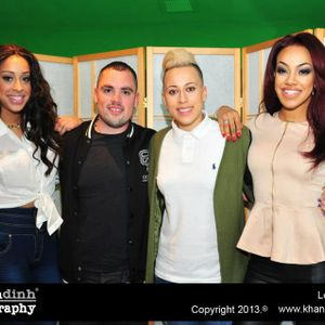Stooshe joins LP for a chat about new single Slip