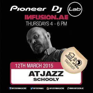 At Jazz & Schooly HOUSEofAFRIKA Takeover - Pioneer DJ Lab