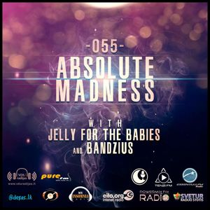Jelly'z Absolute Madness 2013 @ Pure.FM