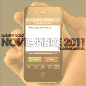 Noviembre 2011 - XL Mensualidad