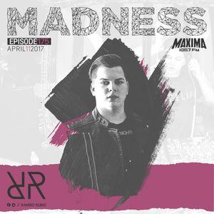 Madness 175 with Ramiro Rubio