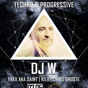 Chris Ghoste - In Progress 001 [Live @ BeatsMarket pres DJ W (2016-05-07)]