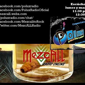MezcALL Radio 31 de Octubre 2012 PoluxRadio.com