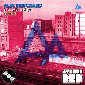 Alec Pritchard - Le Crazy Discothèque (VINYL ONLY) (25-11-2014)