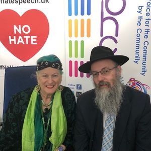 Your Voice Matters 08 March 2019 Rabbi Pesach and Jilliana Ranicar-Breese