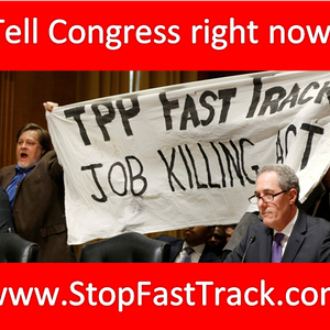 National Fast Track Resistance Call 1 with Ralph Nader