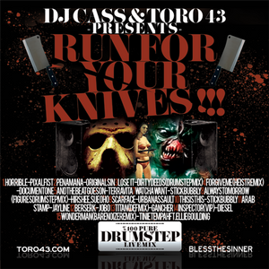 BLESS THE SINNER PRESENTS RUN FOR YOU KNIVES MIX