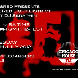 Missred Presents The Red Light District 020 Feat Missred & Seraphim