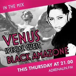 Black Amazone - NO Rulez JUST Music @ Venus Show
