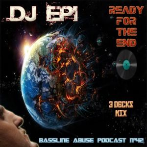Episode 42: dj Epi - Ready for the end - Dic 2012