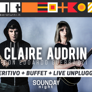 Claire Audrin Live @ Sounday Night
