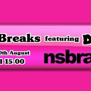 Dirty Tricks live on Fragile Breaks for NSB Radio August 2012.