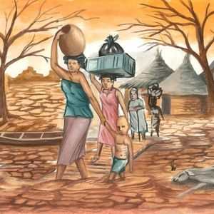 Magazine sur les effets du changement climatique au Sénégal