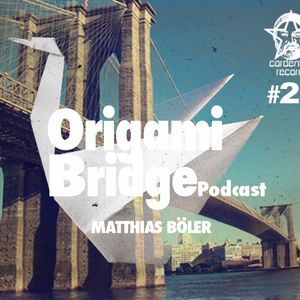 #2 Podcast Matthias Boler  - Origami Pridge