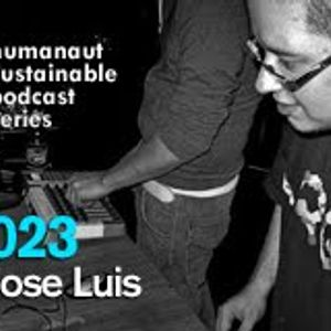 Humanaut Sustainable Podcast Series 023: Jose Luis