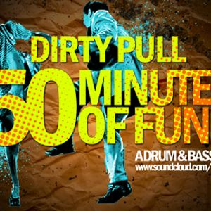 Dirty Pull - 50 Minutes of Funk (Uplifting and Liquid Drum & Bass DJ Set)