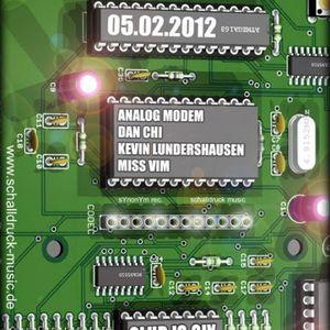 05-02-12 Electronic Sunday mit Dan Chi