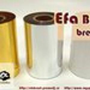 Efa BRUNT- tinfoil