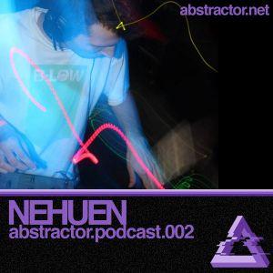 Abstractor Podcast #2: NEHUEN (November 2010)