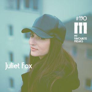 My Favourite Freaks Podcast #190 Juliet Fox