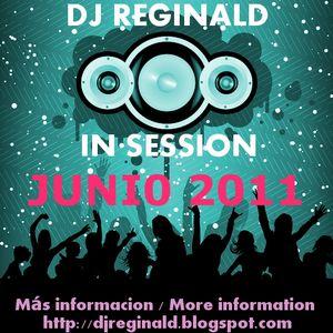 Dj Reginald - Session Junio 2011