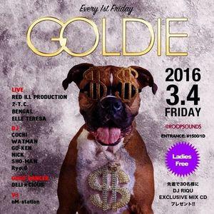 GOLDIE MIX -Mar.2016-