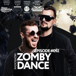 Zomby Dance Radio Show (Episode #092)