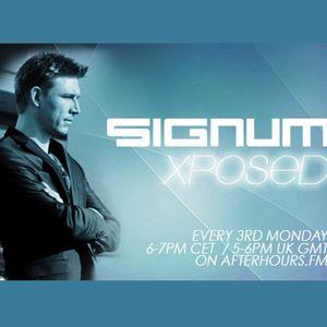 Signum 'Xposed'