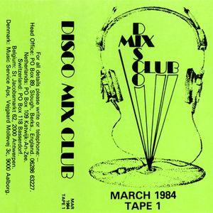 014 Disco Mix Club 1984-03 Tape 1