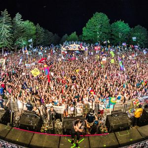 Bassnectar Electric Forest 2017 Weekend 1
