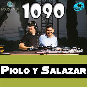 1090 Piolo Y Salazar - Beat 90.1 - House Of DJ
