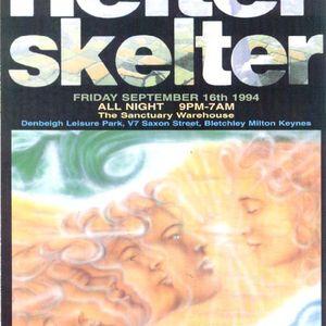 Fabio & Grooverider w/ MC GQ - Helter Skelter - Sanctuary, Milton Keynes - 16.9.94