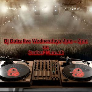 Dj Dubz Soulful vibes on CruiseFM from Wed 28th Aug 13