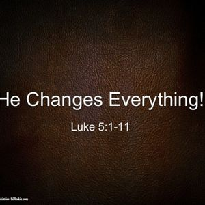 Bill Leckie - HE CHANGES EVERYTHING!