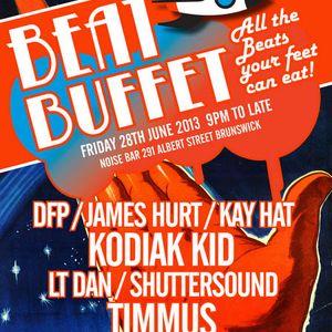 Beat buffet II live