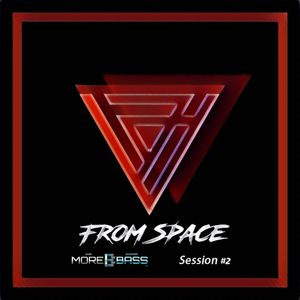 BlackHole show by FROM SPACE on More Bass - Mixtape #2