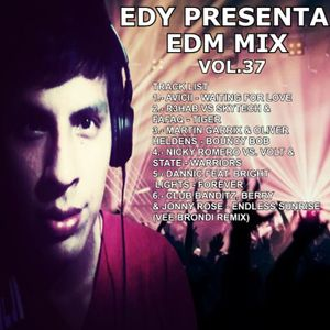 EDM MIX VOL.37-DJ EDY