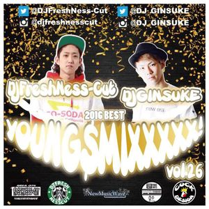YOUNG$MIXXXXX!!! Vol.26 [2016 BEST]