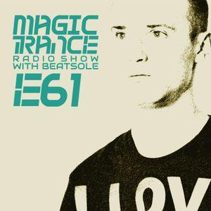 Beatsole - Magic Trance Episode 061 (29-01-2015)