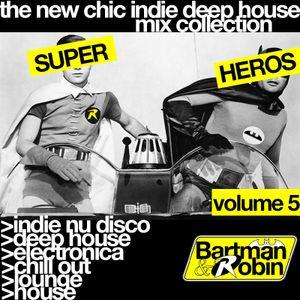 Super Heros Volume 5