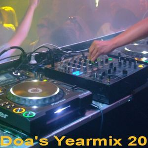 DJ Doa's Dutch Dance Top40 Yearmix 2012