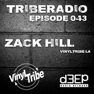 TribeRadio 043 - Zack Hill
