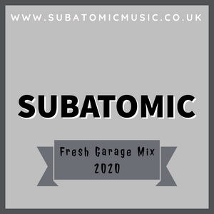 Fresh UK Garage Mix 2020