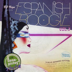"DJ Kigo ""Espanish Boogie Vol.3"""