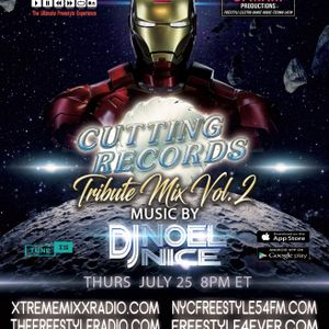 Cutting Records Tribute Mix Vol. 2 (CFMAM Prod.)-DJ Noel Nice