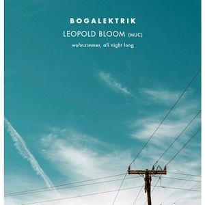 Leopold Bloom / Bogalektrik / APR 2014 / Club Bogaloo DJ Set recording