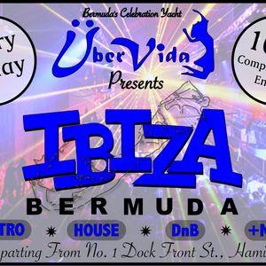 Uber Vida Celebration Yacht Ibiza Bermuda Live May 27, 2016