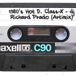 1980's Hot D. Class-X